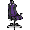 Computer Chairs - ZQRacing WS50-BLACK-PURP Alien | ITSpot Computer Components