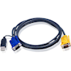 Generic KVM Cables - USB KVM Switch Cable. Suits CK-1485 | ITSpot Computer Components
