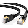 Cat7 Network Cables - Edimax 1m Black 10GbE Shielded Cat7 | ITSpot Computer Components