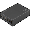 Home & Wall Chargers - FSP Amport 62 6 Ports USB 62W QC | ITSpot Computer Components