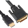 Video Adapter Cables - Astrotek HDMI to DVI-D Adapter | ITSpot Computer Components