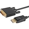 Astrotek Video Adapter Cables - Astrotek DisplayPort DP to DVI-D | ITSpot Computer Components