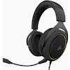 Corsair Headsets - Corsair HS60 Pro Black/Yellow Trim | ITSpot Computer Components