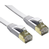 Cat7 Network Cables - Edimax 1m White 10GbE Shielded Cat7 | ITSpot Computer Components