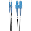 4Cabling Other Specialised Cables - 4Cabling 0.5m LC-SC OS1 / OS2 | ITSpot Computer Components