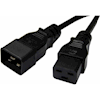 8Ware Power Cable Accessories - 8Ware Power Cable Extension 1m | ITSpot Computer Components