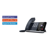 Yealink VoIP Phones - Yealink SIP-T55A Skype for Business | ITSpot Computer Components