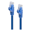 Cat6 Network Cables - ALOGIC 0.3m Blue CAT6 network Cable | ITSpot Computer Components