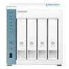 Qnap NAS Devices - Qnap NAS TS-431K 4 Bay NAS Alpine | ITSpot Computer Components