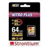 Strontium SD / SDHC Cards - Strontium SD Nitro UHS-1 U3 | ITSpot Computer Components