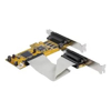 StarTech Serial Cards - StarTech Serial Card 8-Port PCIe | ITSpot Computer Components