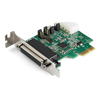 StarTech Serial Cards - StarTech PCI-E LP RS232 Card Asix | ITSpot Computer Components