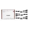 Noctua Cooler Mounting & Accessories - Noctua NA-SYC1 Chromax.White 11cm | ITSpot Computer Components