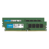 Micron Desktop DDR4 RAM - Micron Crucial 64GB (2x32GB) DDR4 | ITSpot Computer Components