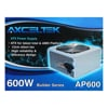Internal Power Supply (PSU) - Axceltek AP600B 600W ATX power | ITSpot Computer Components