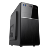 Axceltek Computer / PC Cases - Axceltek AM-300 500W mini tower | ITSpot Computer Components