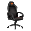 Cougar Computer Chairs - Cougar Fusion Black Gaming Chair | ITSpot Computer Components