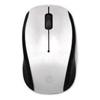 HP Wireless Desktop Mice - HP 201 Pk Silver Wireless Mouse   ITSpot Computer Components