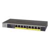 NETGEAR Gigabit Network Switches - NETGEAR GS108LP 8-Port PoE/PoE+ | ITSpot Computer Components