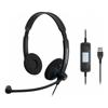 Sennheiser Headsets - Sennheiser SC60 Binaural Wideband | ITSpot Computer Components