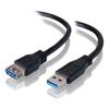 USB 3.0 Cables - ALOGIC 1m USB 3.0 Extension Cable | ITSpot Computer Components