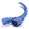 Power Cable Accessories - ALOGIC 0.5m IEC C13 to IEC C14 | ITSpot Computer Components