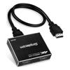 Simplecom Video Adapters - Simplecom CM412 HDMI 2.0 1x2 | ITSpot Computer Components