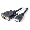 CONNECT Video Adapter Cables - CONNECT 2m DVI-D to HDMI Cable Male | ITSpot Computer Components