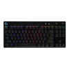 Logitech Wired Gaming Keyboards - Logitech G Pro X Compact Wired RGB | ITSpot Computer Components