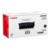 Canon Toner Cartridges - Canon CART333 STD BLACK TONER   ITSpot Computer Components