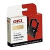 Oki Ribbons - Oki 44641401 Black Ribbon Cartridge | ITSpot Computer Components