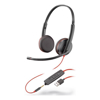 Plantronics Headsets - Plantronics BLACKWIRE C3215 UC MONO | ITSpot Computer Components