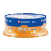 DVD-R/W - Verbatim 95058 Spindle (25Pk) | ITSpot Computer Components