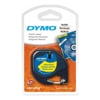 Dymo POS Consumables - Dymo LT Plastic 12mm x 4m Yell | ITSpot Computer Components