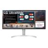 LG Monitors - LG 34WN650-W 34  Ultrawide Monitor | ITSpot Computer Components