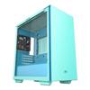Deepcool Computer / PC Cases - Deepcool MACUBE 110 Mint Green | ITSpot Computer Components