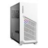 Antec Computer / PC Cases - Antec DP502 FLUX White High Airflow | ITSpot Computer Components