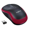 Wireless Desktop Mice - Logitech Wireless Mouse M185 3   ITSpot Computer Components