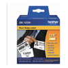 Brother Other Brother Printer Consumables - Brother DK-1234 White 260 x Name   ITSpot Computer Components