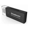 Simplecom Memory Card Readers - Simplecom CR301 SuperSpeed USB 3.0 | ITSpot Computer Components
