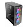 Antec Computer / PC Cases - Antec DF700 FLUX Wave Mesh Front   ITSpot Computer Components