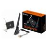 Gigabyte Wireless Network Adapters - Gigabyte GC-WBAX210 WiFi 6 PCIe | ITSpot Computer Components