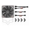 CPU Heatsinks & Fans - Noctua NA-FK1 Redux Second Fan Kit | ITSpot Computer Components