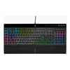 Corsair Wired Gaming Keyboards - Corsair K55 RGB PRO XT IP42 Spill | ITSpot Computer Components