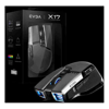 EVGA Wired Desktop Mice - EVGA X17 Gaming Mouse Wired Grey | ITSpot Computer Components