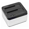 Docks & Port Replicators - Simplecom SD322 Dual Bay USB 3.0   ITSpot Computer Components